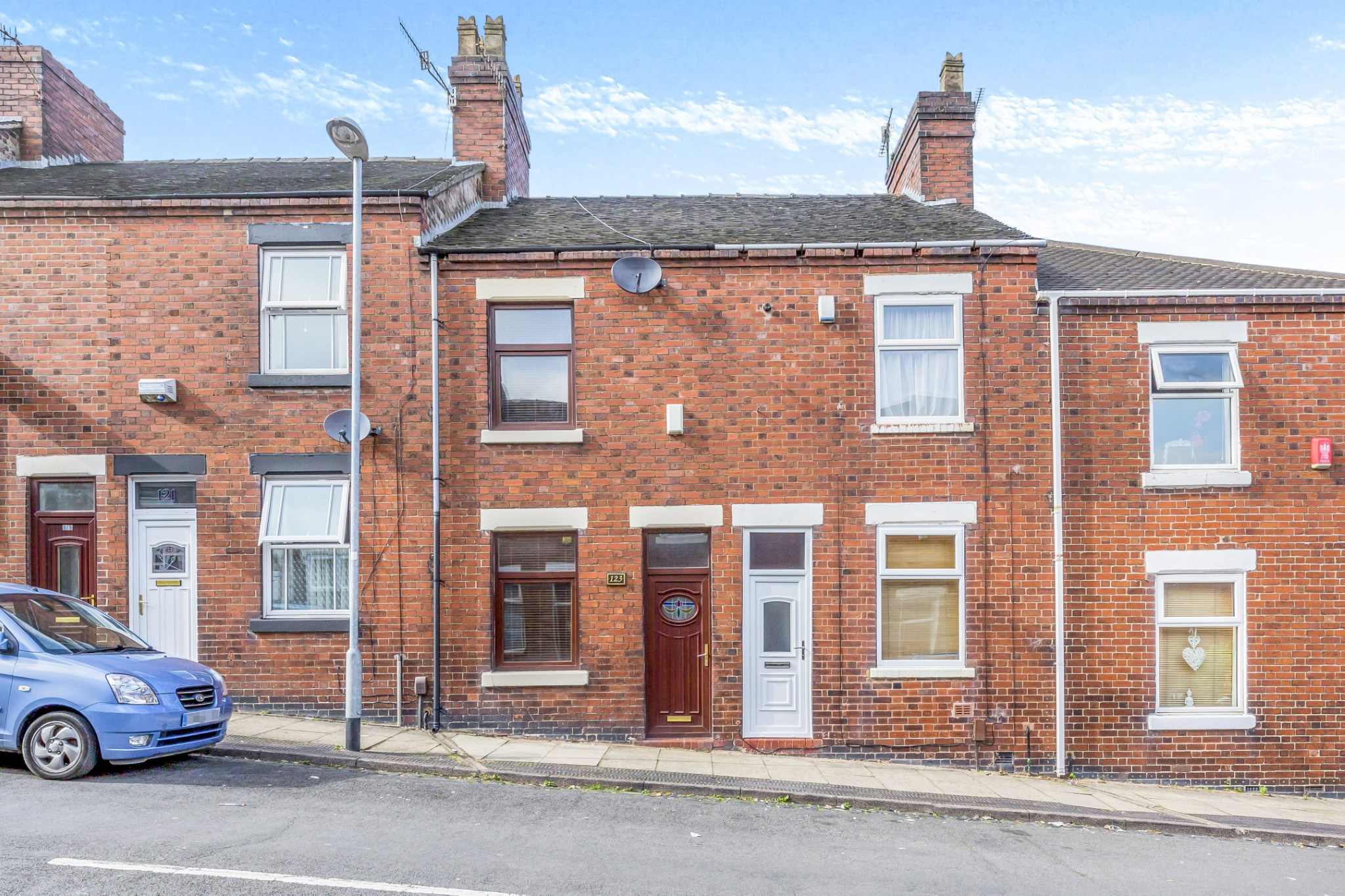 Staffordshire, 2 bedrooms